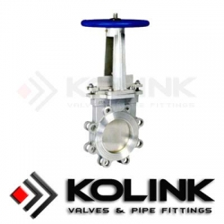 Knife gate valve Lug type