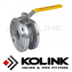 Cast Steel Wafer Ball Valve