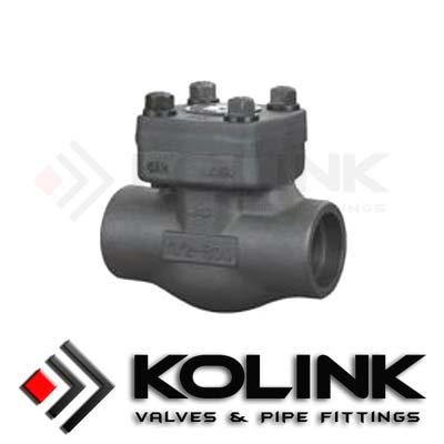 Forged Steel Check Valve (SW/Threaded End)