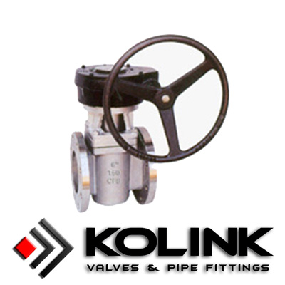 Non-Lubricated Plug Valve