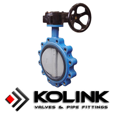 Resilient Seated Butterfly Valve (Lug Type)