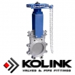 Chainwheel Operated Knife Gate Valve