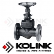 Forged Steel Globe Valve (Flanged End)
