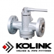 Pressure Balanced Lubricated Plug Valve